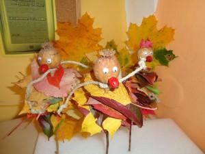 Podzimní tvoření s dětmi 10-2016