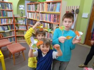 Jarní tvoření pro děti 03-2017